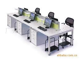 office desk with wall panels station with nationwide delivery wang