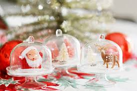 diy vintage inspired cloche ornaments factory direct craft