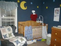 Snoopy Nursery Decor Decorating Ideas For A Baby Snoopy Nursery Theme Using The