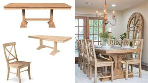 Unfinished Dining Room Furniture Unfinished Dining Room Tables Conversant Image On Unfinished