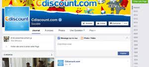 cdiscount si e social contacter un service client sur ou