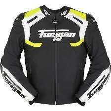 yellow motorcycle jacket furygan akira leather motorcycle jacket waterproof motorbike ce