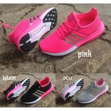 Sepatu Nike Running Wanita sepatu wanita adidas boost running olahraga dan lifestyle a01 elevenia