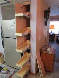 pull out cabinets kitchen pantry pull out shelves for a narrow pantry pantry cabinets narrow pull
