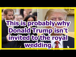 Purple Wedding Meme - today news this is probably why donald trump isnt invited to the