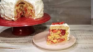 cleveland s cassata cake recipe the chew abc recipes