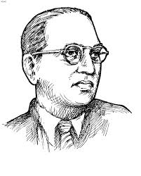 baba saheb ambedkar coloring page kids website for parents