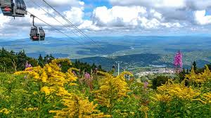 Vermont scenery images Scenic lift rides at stratton mountain resort golf tennis ashx