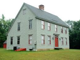 Salt Box House Plans Collection Classic Colonial Home Plans Photos The Latest