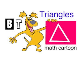 learn about triangles basic math for kids youtube