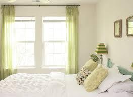 Bedroom Curtain Dressing Ideas Home Window Parda Design Blue Bedroom