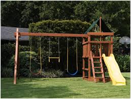backyards cool wood backyard playsets wooden backyard playsets