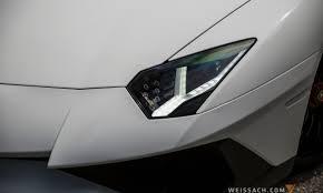 lamborghini aventador headlights 2016 lamborghini aventador lp 750 4 superveloce weissach