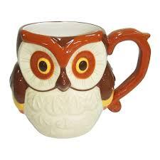 owl mug owl mug brown walmart