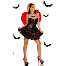 Halloween Costumes Lingerie Vampire Costumes Polyvore