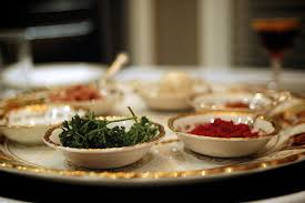 seder dishes how to add spice to your passover seder serious eats