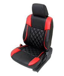 red car seat covers velcromag