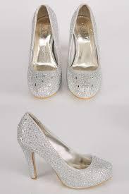 Platform Heels Comfort Comfort Insole Embellished Platform Heeled Party Shoe In E Fit