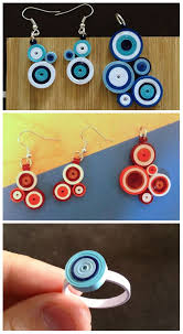 3136 best quilling jewelry images on pinterest quilling earrings