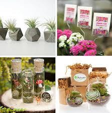 flower pot favors 30 sweet handmade ideas for garden wedding favors garden therapy