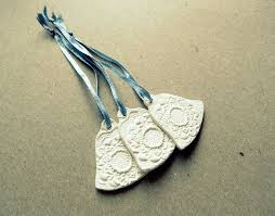 28 best white clay decorations images on