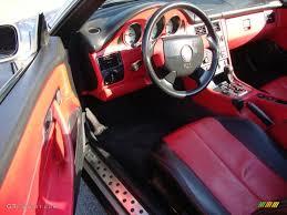 Slk230 Interior 1998 Mercedes Benz Slk 230 Kompressor Roadster Interior Photo