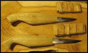 how to design and make a wood carving knife 14 steps with pictures