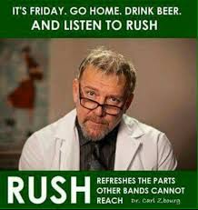 Rush Meme - thank you dr lifeson rush pinterest rock musicians and