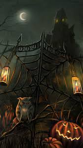 spooky halloween backgrounds halloween art and backgrounds