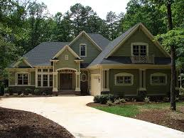 craftsman home plans one house plan house plans 52831