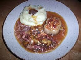 cuisiner des paupiettes de veau recette de paupiette de veau braisé a brun sauce chignons