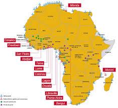 Congo Africa Map Port Of Matadi Democratic Republic Of Congo Maritime Agency