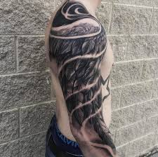 32 best wing tattoos for men and women tattooblend