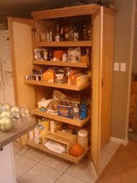 Kitchen Pantry Storage Cabinet by Free Standing Kitchen Pantry Cabinet Ellajanegoeppinger Com