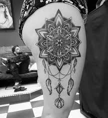 60 dreamcatcher tattoo designs for women art and design