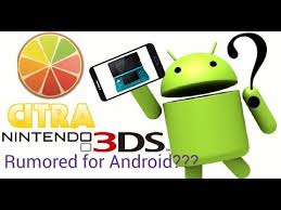 3ds emulator android apk citra 3ds on android leaks rumours