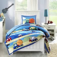 Dinosaur Comforter Full Dream Factory Dinosaur Blocks 7 Piece Bed In A Bag With Sheet Set