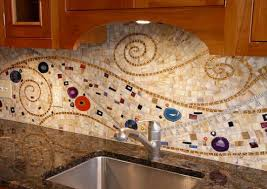 mosaic tile backsplash kitchen ideas i ow whimsical this is i need to find a way to make it