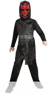 Darth Maul Halloween Costume Kids Woot Deals Save 60 Rubie U0027s Star Wars Sith Lord