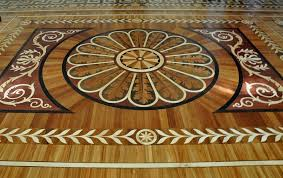 parquet flooring hardwood floor border medallion inlays st