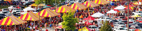 Iowa State Fair Map by Tent Maps