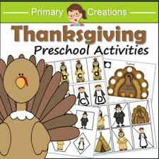 thanksgiving preschool activities by primary creations by mrs garza