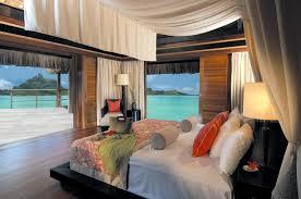 modern paradise dreams pillows ocean sheets bed curtains chair