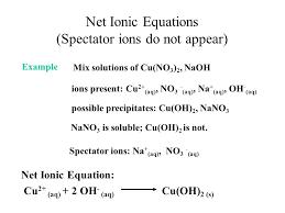 net ionic equations worksheet 2 answers tessshebaylo