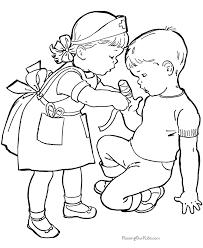 drawings coloring pictures children ideas desktop