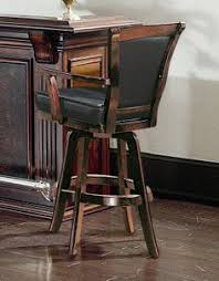 waymar wood swivel bar stools with arms the