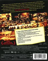 beyond the lighted stage rush beyond the lighted stage documentary video artwork