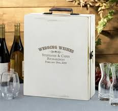 wedding wishes box personalized wedding wishes antique white wine box on sale at