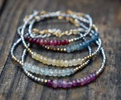 bracelet handmade jewelry images The 492 best gemstone bracelets images diy bracelet jpg