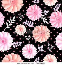 flowers seamless pattern element vector background vector flowers seamless pattern element elegant stock photo photo